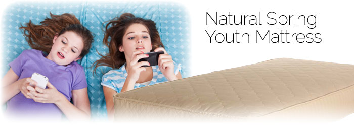 NaturalSpringYouthBed